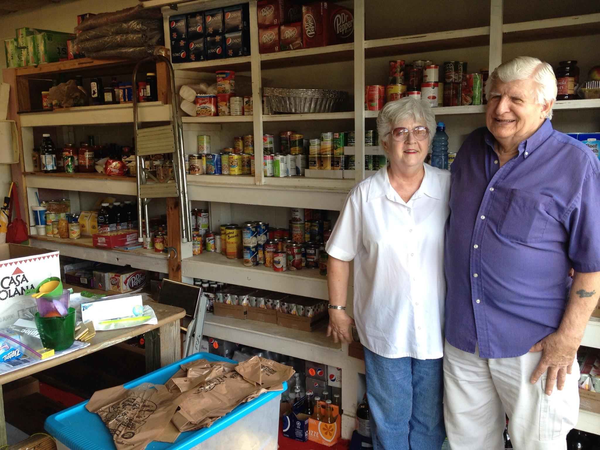 St Petersburg Food Pantry Donations